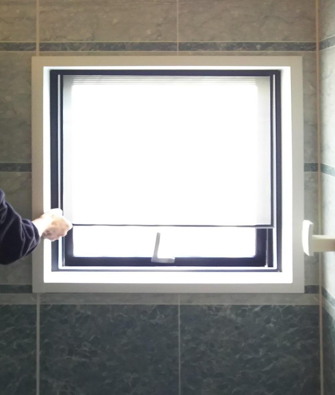 網戸 すべり出し 窓